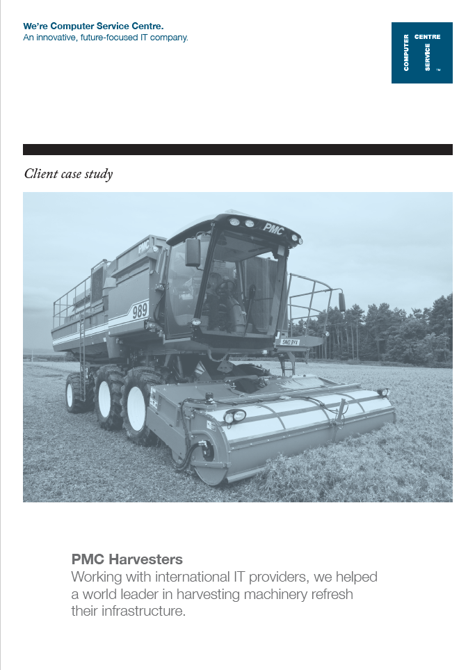 PMC Harvesters