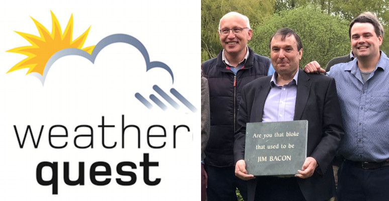 Jim Bacon's Retirement from Weatherquest
